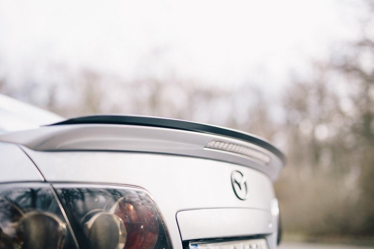 Przedłużenie Spoilera Mazda 6 Mk1 MPS - GRUBYGARAGE - Sklep Tuningowy
